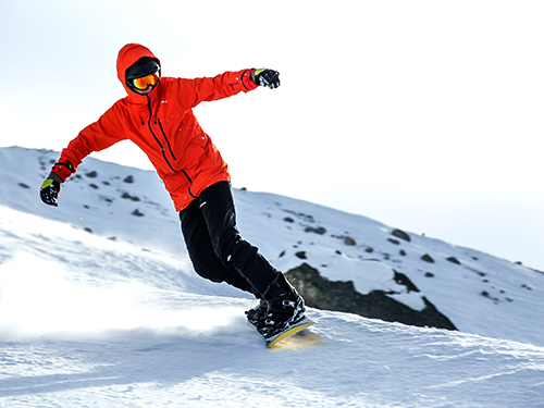 children snowboard lessons in chamonix, english russian snowboard instructor